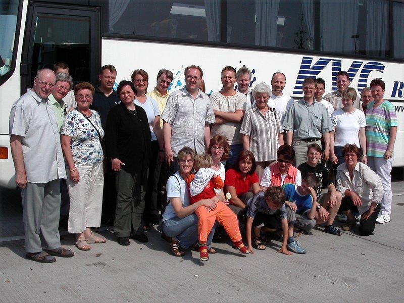 Ausflug 2005